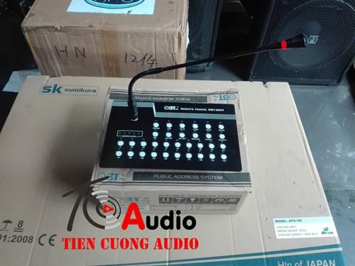 Micro chọn vùng OBT 8051 Gọi Vùng Thông Báo Từng Vùng Độc Lập