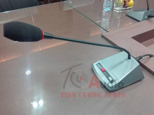 Micro chủ tọa OBT 3000A micro dùng cho chủ tọa, nhập khẩu chính hãng, có ( C0-CQ )