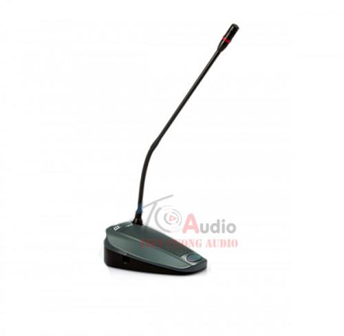 Micro đại biểu JTS CS 1DU độ nhạy cao, âm thanh chuẩn, không hú rít